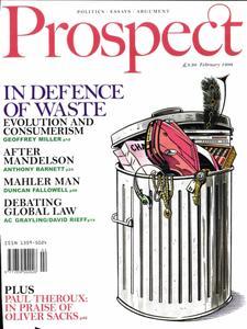Prospect Magazine - February 1999