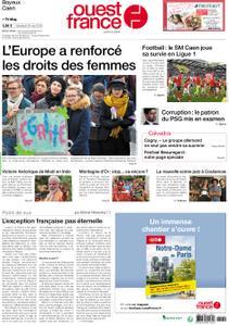 Ouest-France Bayeux Caen – 24 mai 2019