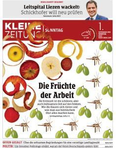 Kleine Zeitung Steiermark - 1 September 2019