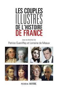 """Collectif, """"Les couples illustres de l'histoire de France"""""""