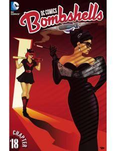 DC Comics - Bombshells 018 2015 Digital