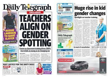 The Daily Telegraph (Sydney) – September 05, 2018