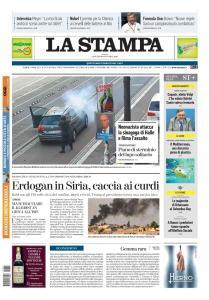La Stampa Imperia e Sanremo - 10 Ottobre 2019