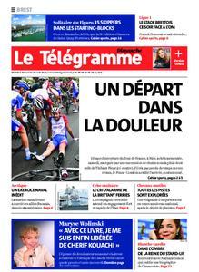 Le Télégramme Brest – 30 août 2020