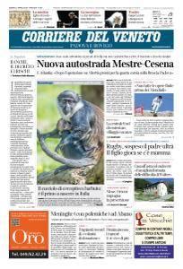 Corriere del Veneto Padova e Rovigo - 14 Aprile 2018
