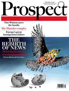 Prospect Magazine - May 2009