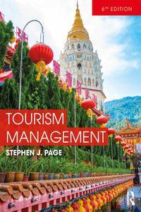 Tourism Management, Sixth Edition