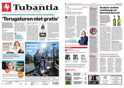 Tubantia - Enschede – 01 maart 2019
