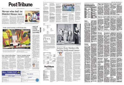 Post-Tribune – November 05, 2020