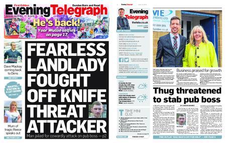 Evening Telegraph First Edition – June 19, 2019
