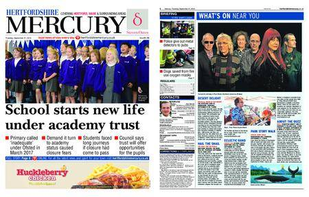 Hertfordshire Mercury – September 27, 2018