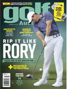 Golf Australia - July 2019