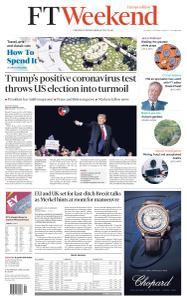 Financial Times Europe - October 3, 2020