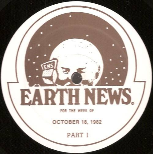 Pink Floyd - Earth News (The Wall) (1982) {Earth News Radio Show} **[RE-UP]**