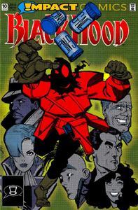 Dark Circle- The Black Hood Impact No 10 2015 Hybrid Comic eBook