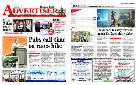 The Herts Advertiser – September 28, 2017