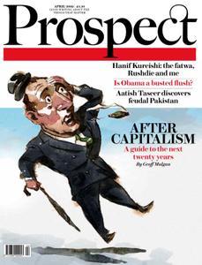 Prospect Magazine - April 2009