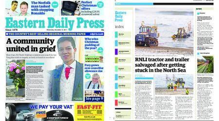 Eastern Daily Press – December 13, 2017