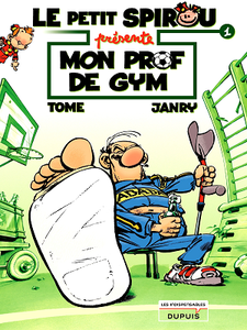 Le Petit Spirou présente... Tome 1/6 - Mon prof de gym