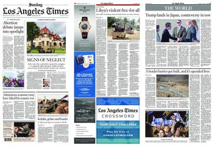 Los Angeles Times – May 26, 2019