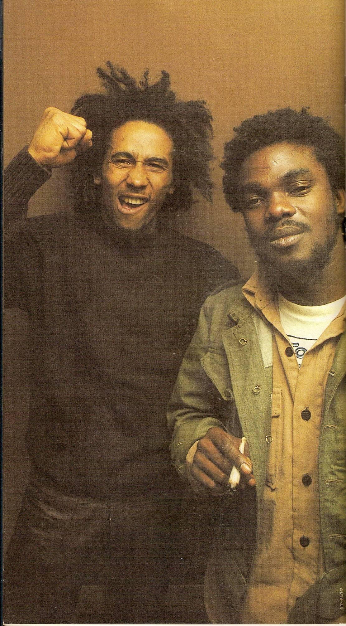 Bob Marley & The Wailers - Rebel (2002) {4 CD Long Boxed Set JAD-EMI 541 393-2}