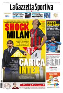 La Gazzetta dello Sport Bergamo – 14 febbraio 2021