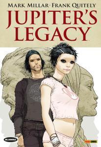 Jupiter's Legacy by Mark Millar & Frank Quitely