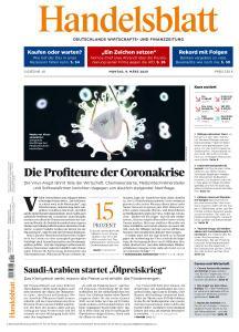 Handelsblatt - 9 März 2020