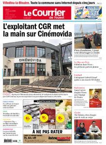 Le Courrier de l'Ouest Cholet – 13 février 2020