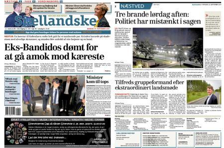 Sjællandske Næstved – 23. september 2019