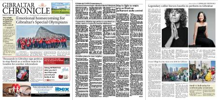 Gibraltar Chronicle – 25 March 2019