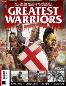 All About History: History's Greatest Warriors – October 2019