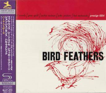 Phil Woods, Jackie McLean - Bird  Feathers (1957) {2013 Japan Prestige New Jazz Chronicle SHM-CD HR Cutting Series UCCO-5354}