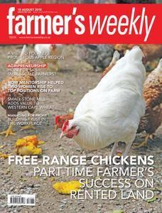Farmer's Weekly - 10 August 2018