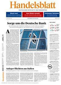 Handelsblatt - 30. Mai 2018