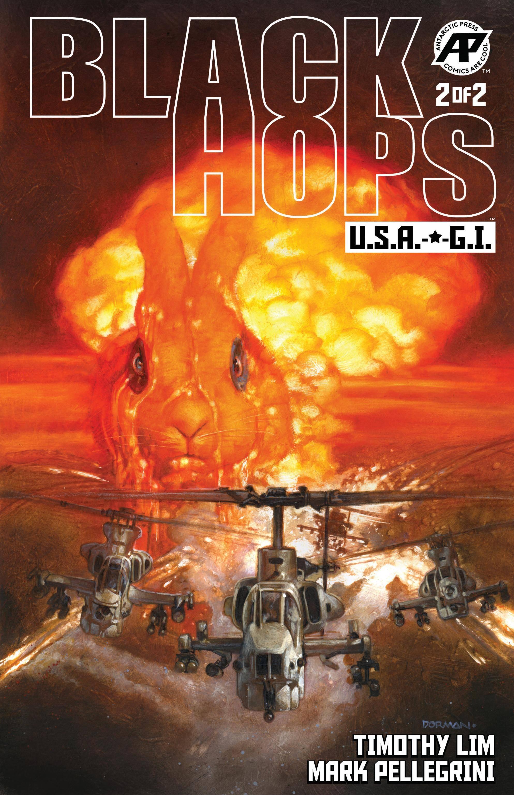 Black Hops U S A G I 0022018DigitalTLK
