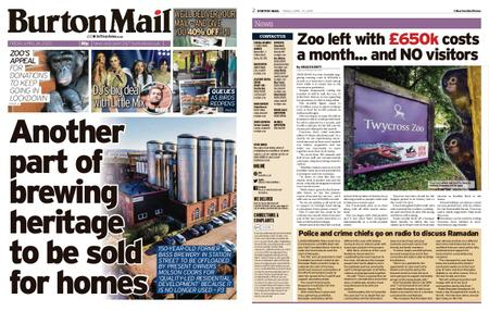 Burton Mail – April 24, 2020