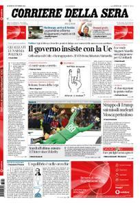 Corriere della Sera – 22 ottobre 2018
