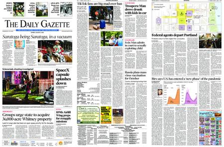 The Daily Gazette – August 03, 2020