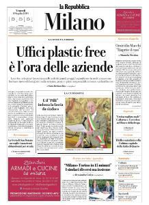la Repubblica Milano - 19 Luglio 2019