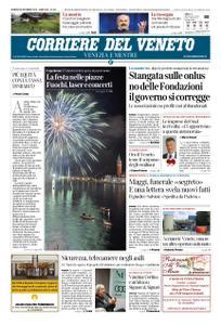 Corriere del Veneto Venezia e Mestre – 28 dicembre 2018