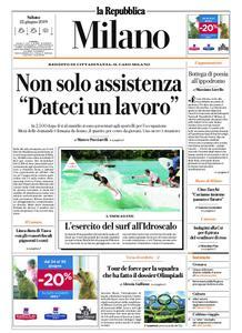 la Repubblica Milano – 22 giugno 2019