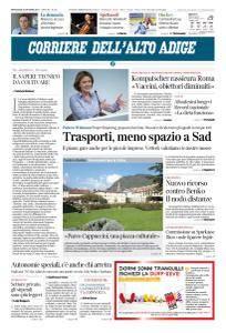 Corriere dell'Alto Adige - 25 Ottobre 2017