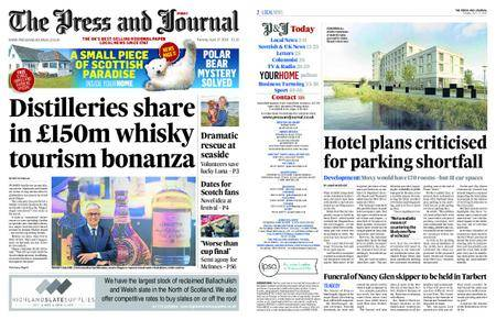 The Press and Journal Moray – April 17, 2018