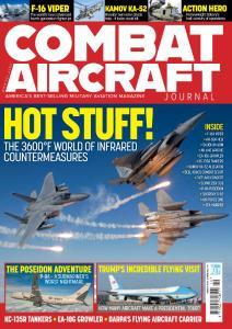Combat Aircraft - October 2020