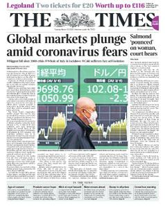 The Times - 10 March 2020