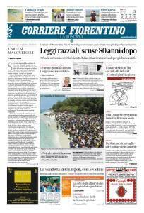 Corriere Fiorentino La Toscana - 7 Agosto 2018