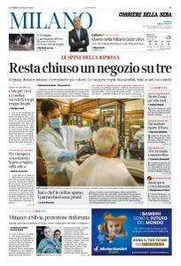 Corriere della Sera Milano - 15 Maggio 2020