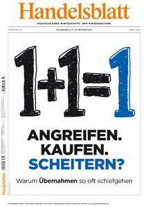 Handelsblatt - 16. September 2016