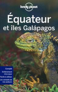 """Régis St-Louis, Luke Waterson, Greg Benchwick, Michael Grosberg, """"Équateur et îles Galápagos"""""""